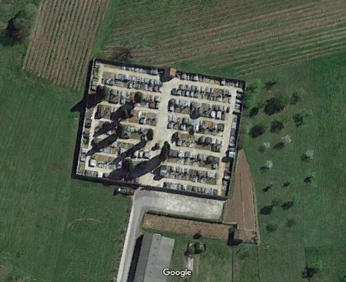 cimetière de Douelle