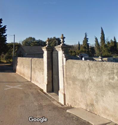 cimetière de Vérargues