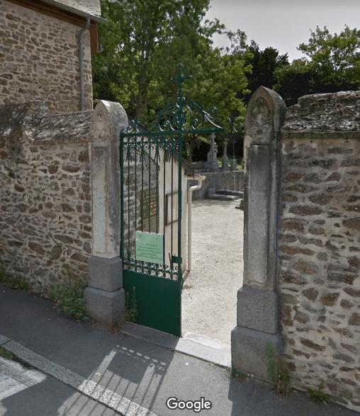cimetières deSaint-Malo