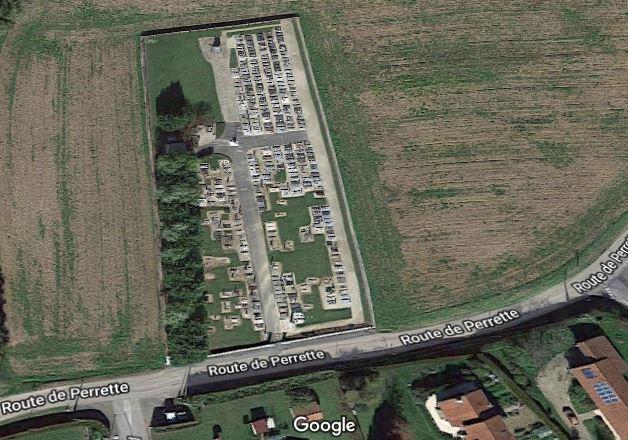 Photos du cimetière de Saint-Martin-le-Châtel