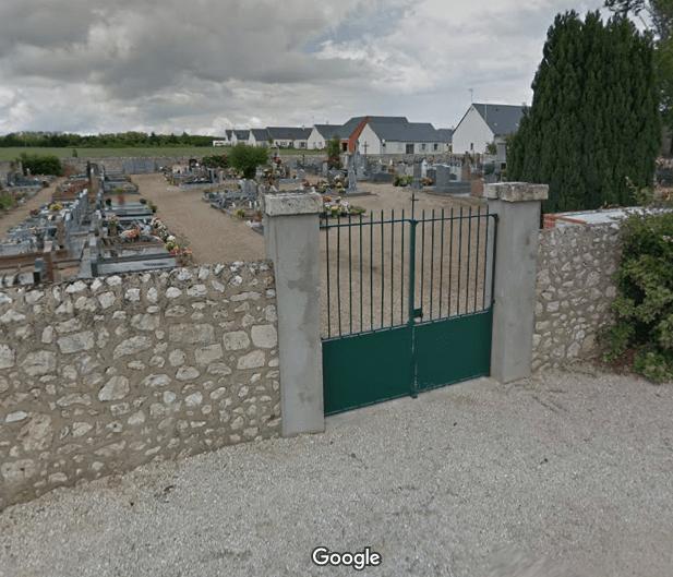 cimetièrede Saint-Denis-sur-Loire