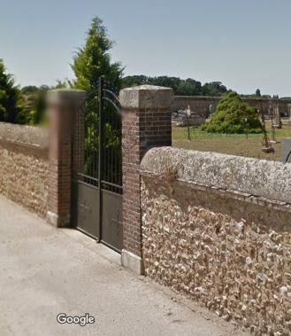 cimetière de Fontenay-sur-Eure