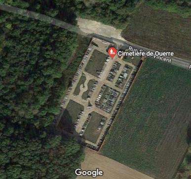 cimetière de Ouerre