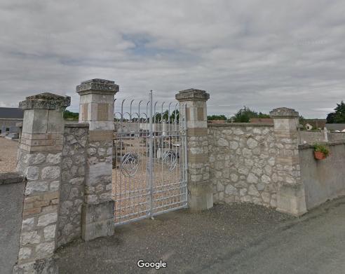 cimetière de Neuville-sur-Brenne