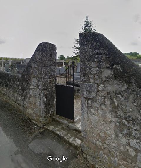 cimetière de Saint-André-et-Appelles