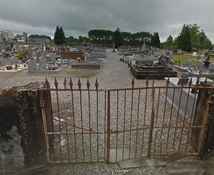 cimetières de Aurice