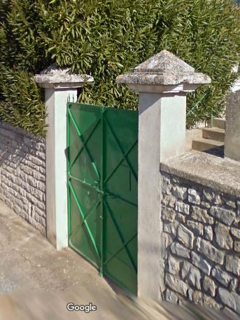 cimetière de Sanilhac-Sagriès