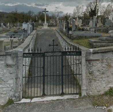 cimetière de Peyrieu