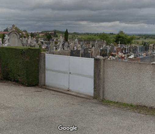 cimetière de Vernosc-lès-Annonay