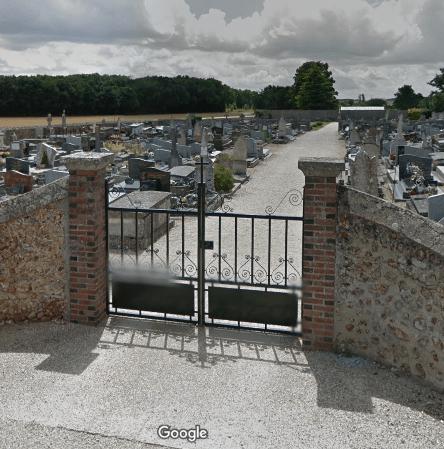 cimetière de la Madeleine-de-Nonancourt