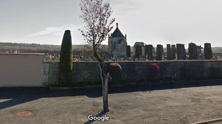 Photos du cimetière de Rimaucourt