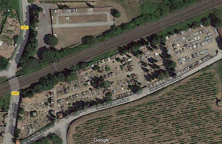 Photos du cimetière de Douzens