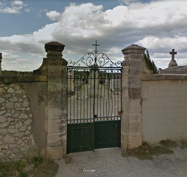 cimetières de Fournès