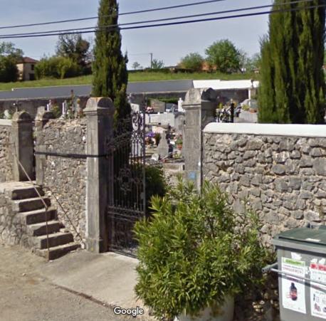 cimetière de Tilh