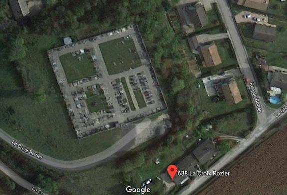 cimetière de Hautecourt-Romanèche