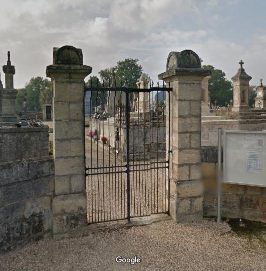 cimetière de Teuillac