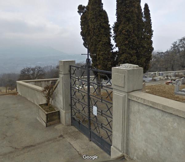 cimetière de Lucinges