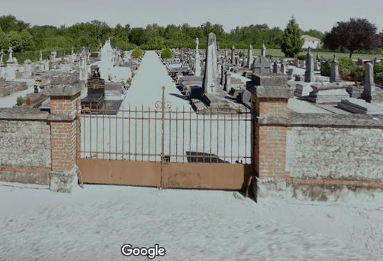 cimetière de Bréviandes