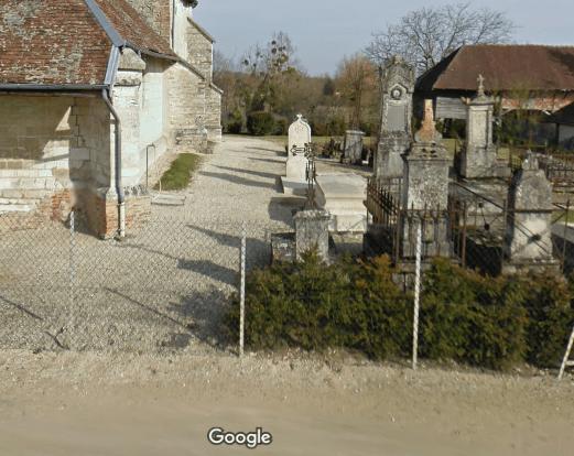 cimetière de Buchères