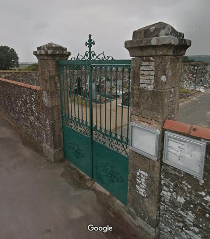 cimetière de la Chapelle-du-Genêt