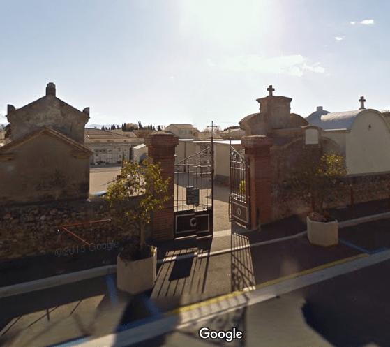 cimetièrede Saint-Estève