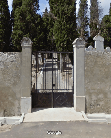 cimetière de Aigne