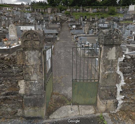 cimetière de Cransac
