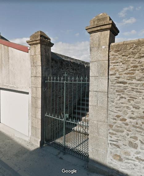cimetière de Tillières