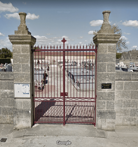 cimetière de Pugnac