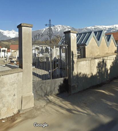 cimetière de Saint-Bonnet-en-Champsaur