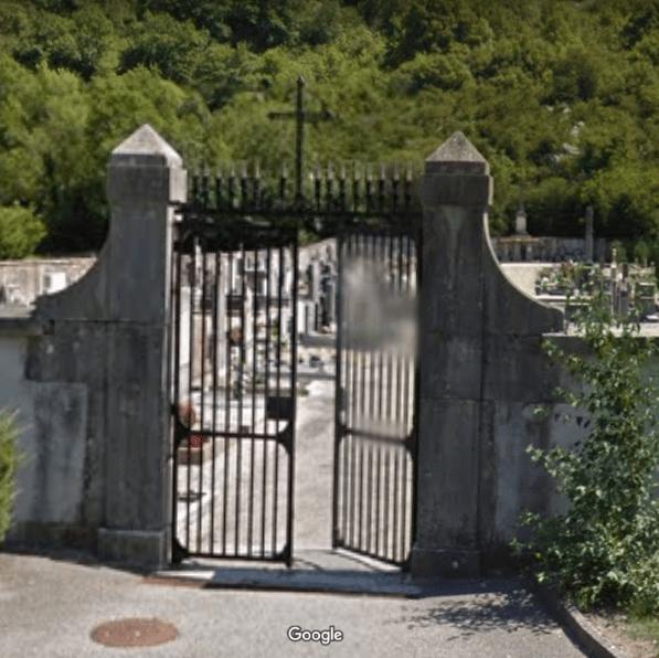 cimetière de Virieu-le-Grand