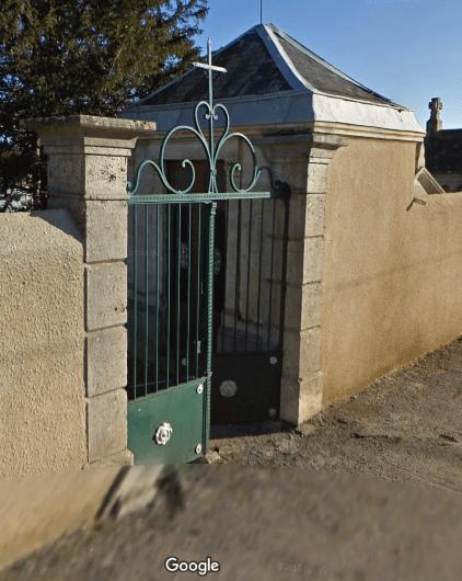 cimetière de Ornaisons