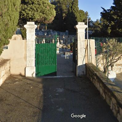 cimetière deCap-d'Ail