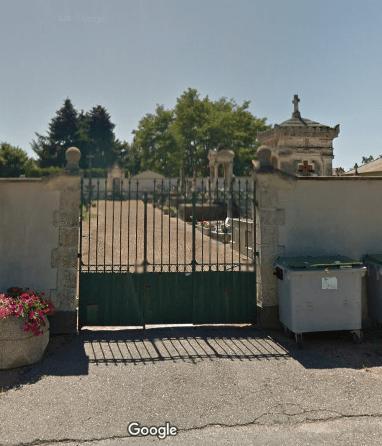 cimetière de Lentigny