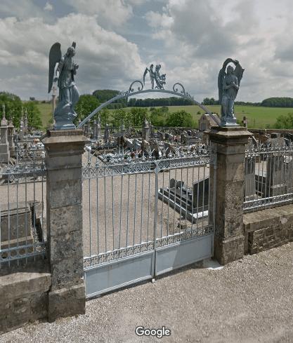 cimetière de Bellefontaine