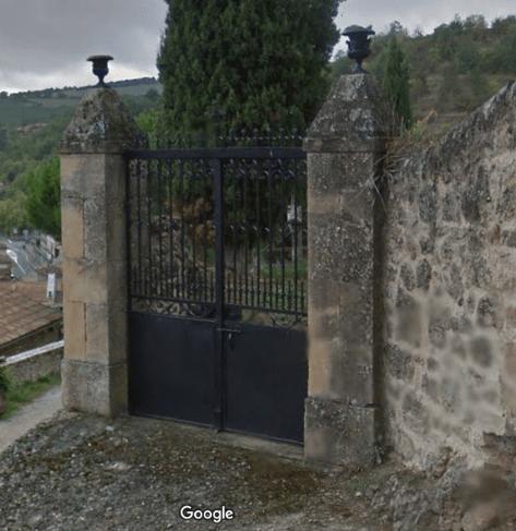 cimetière de Saint-Rome-de-Cernon