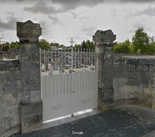 cimetière de Beaulieu-lès-Loches