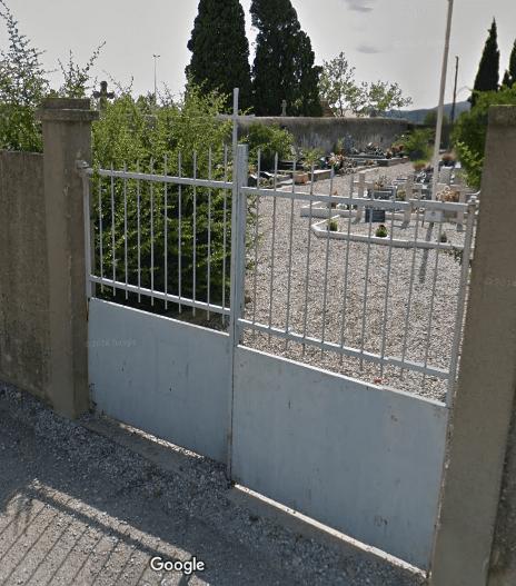 cimetière de Montpeyroux