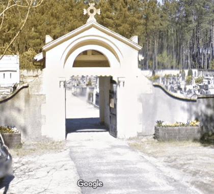 cimetière de Linxe