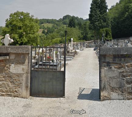 cimetière de Jujurieux