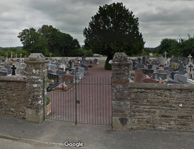 cimetière de Tréal