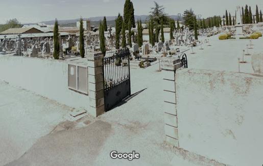 cimetière d'Oraison