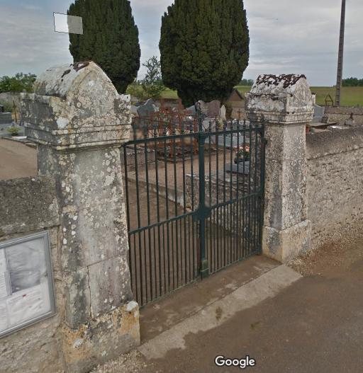 cimetière de Maves