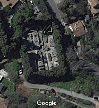 cimetière de Aspremont