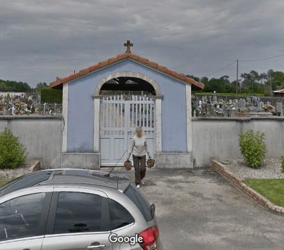 cimetière de Ygos-Saint-Saturnin