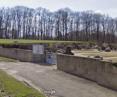 cimetière de Montracol