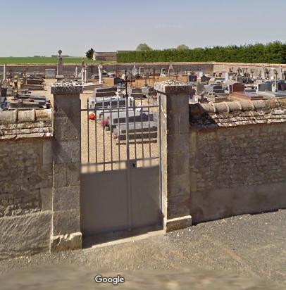 cimetière de Chaussy