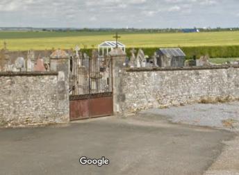 cimetière de Villiers