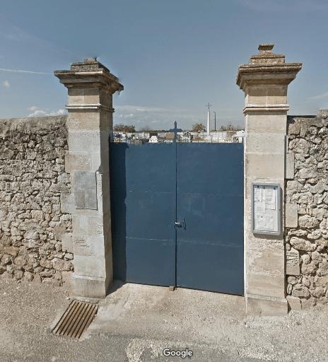 cimetière de Béguey