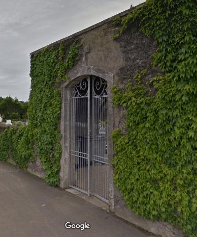 cimetière de Gamarde-les-Bains